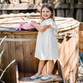 MOONIE'S PRIMA BALLERINA WALKER PRINT - 22 - STAY WILD MOON CHILD - MINT