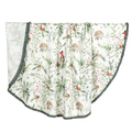 BAMBOO ROUND SWADDLE - KING SIZE - FOREST