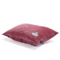 VELVET COLLECTION - BIG PILLOW - MULBERRY