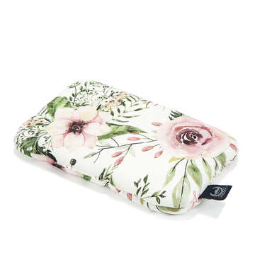 BABY BAMBOO PILLOW - WILD BLOSSOM