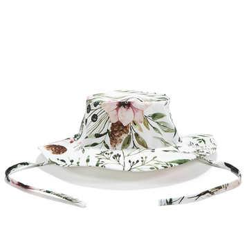 SAFARI HAT - WILD BLOSSOM