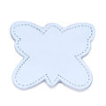 MOONIE'S FIRST CHARM - BUTTERFLY - CLOUDY BLUE