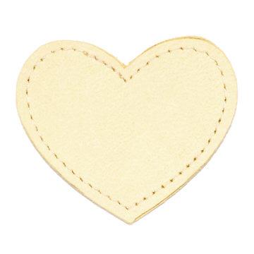 MOONIE'S FIRST CHARM - HEART - SUNNY RAY