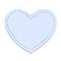 MOONIE'S FIRST CHARM - HEART - CLOUDY BLUE