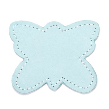 MOONIE'S CHARM - BUTTERFLY - TURQUOISE DUST