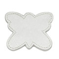 MOONIE'S FIRST CHARM - BUTTERFLY - MOON GRAY