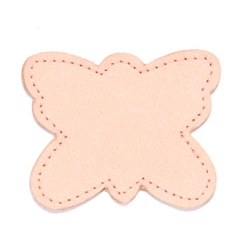 MOONIE'S FIRST CHARM - BUTTERFLY - CANDY PINK