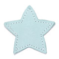 MOONIE'S FIRST CHARM - STAR - TURQUOISE DUST