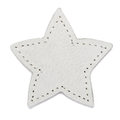 MOONIE'S FIRST CHARM - STAR - MOON GRAY