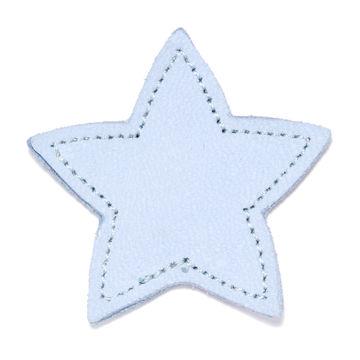 MOONIE'S FIRST CHARM - STAR - CLOUDY BLUE