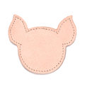 MOONIE'S FIRST CHARM - PIGGY - CANDY PINK