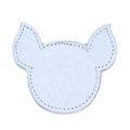 MOONIE'S FIRST CHARM - PIGGY - CLOUDY BLUE