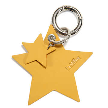 BRELOK LOCO LEATHER - STAR - CORNFLAKE