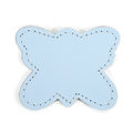 MOONIE'S FIRST STEP CHARM - BUTTERFLY - CLOUDY BLUE