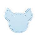 MOONIE'S FIRST STEP CHARM - PIGGY - CLOUDY BLUE
