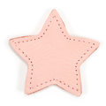 MOONIE'S FIRST STEP CHARM - STAR - CANDY PINK