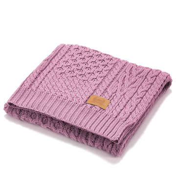 TENDER COLLECTION - MERINO WOOL BLANKET - FRENCH LOVE