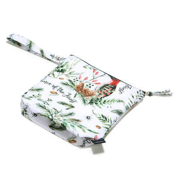 WATERPROOF TRAVEL BAG S - FOREST