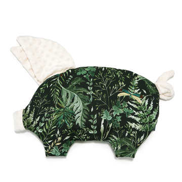 PODUSIA SLEEPY PIG - BOTANICAL - ECRU