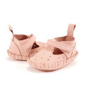 """MOCCASIN MOONIE'S FIRST """"S"""" - CANDY PINK"""