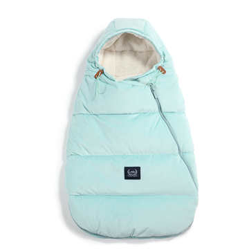 VELVET COLLECTION - ASPEN WINTERPROOF STROLLER BAG BABY - AUDREY MINT