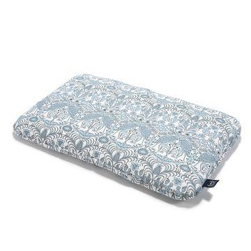BED PILLOW - 40x60cm - BLUE CRANES