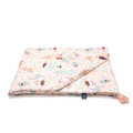 BAMBOO BEDDING KING SIZE - DUNDEE & FRIENDS PINK