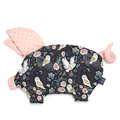 PODUSIA SLEEPY PIG - MAGIC OWL - POWDER PINK
