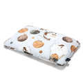 BED PILLOW - 40x60cm - BY WHATANNAWEARS – FLY ME TO THE MOON SKY
