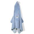 RĘCZNIK BAMBOO SOFT - KID - DUSTY BLUE - COLLEGE CAMP