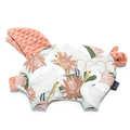 PODUSIA SLEEPY PIG - HERON IN PINK LOTUS - PAPAYA