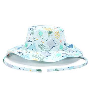 SAFARI HAT - DEEP BLUE