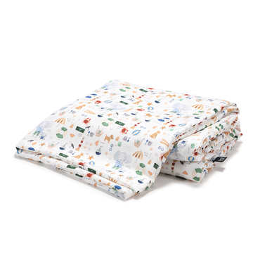 BAMBOO BEDDING ADULT - FRENCH RIVIERA BOY