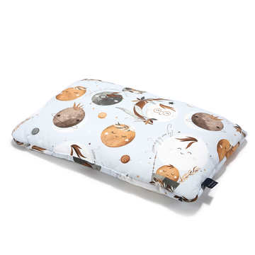 BAMBOO BED PILLOW - 40x60cm - BY WHATANNAWEARS – FLY ME TO THE MOON SKY