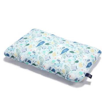 BED PILLOW - 40x60cm - DEEP BLUE