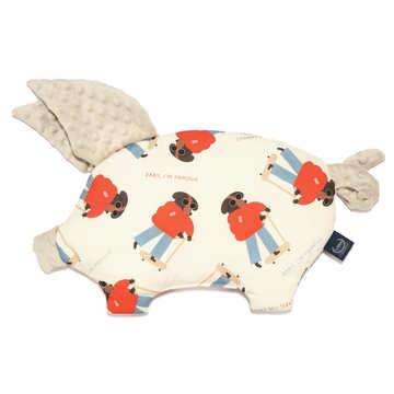 PODUSIA SLEEPY PIG - FAMOUS CARLA - SAND