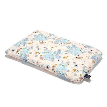 BED PILLOW - 40x60cm - SLEEPY OWLS