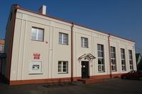 Budynek Miejsko Gminny Ośrodek Kultury Sportu i Rekreacji w Sokołowie Młp.