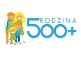 grafika rodzina 500+