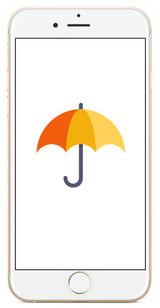 Twój parasol - logo