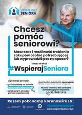 Plakat seniora