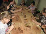 Warsztaty ceramiki i małej rzeźby
