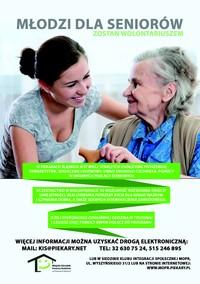 """Program """"Młodzi dla Seniorów"""""""
