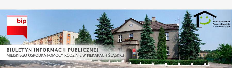 BIP Miejski Ośrodek Pomocy Rodzinie w Piekarach Śląskich