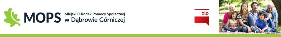 BIP Miejskiego Ośrodka Pomocy Społecznej w Dąbrowie Górniczej