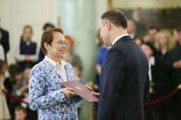 Zdjęcie ze zbiorów Zespołu Multimedialnego Kancelarii Prezydenta Rzeczpospolitej Polskiej