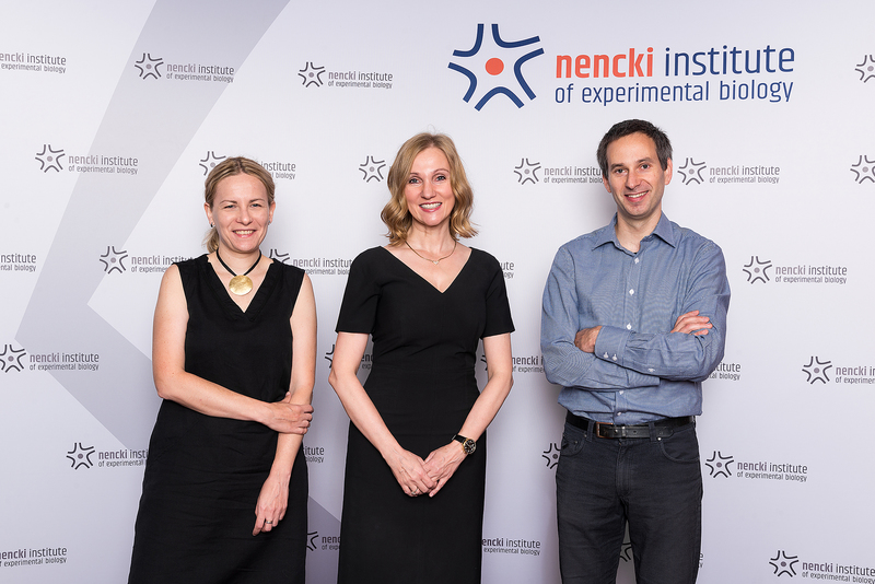 naukowcy z projektu SONAR, źródlo: Instytut Nenckiego