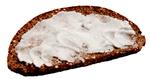 Olej kokosowy idealnie smakuje na kanapce