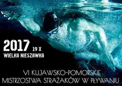 VI Kujawsko-Pomorskie Mistrzostwa Strażaków w Pływaniu