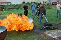 Szkolenie inspektorów ochrony przeciwpożarowej.